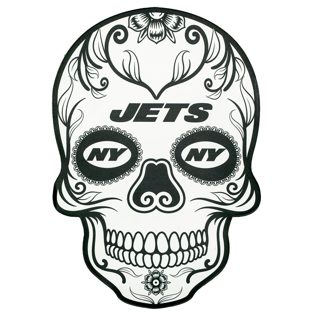 Applied Icon NFL New York Jets Address Logo Decal