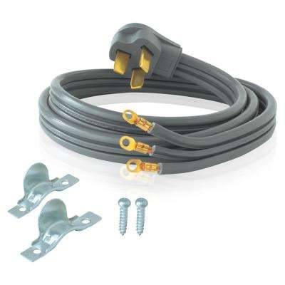 4 ft. 8/3 3-Wire Range Cord