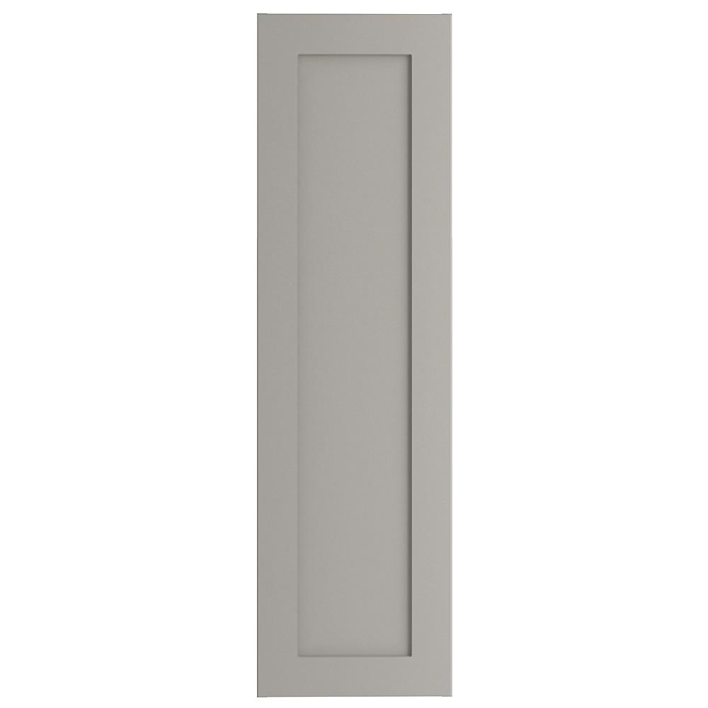 Cambridge Assembled 12x42x12.5 in. Wall Cabinet in Gray