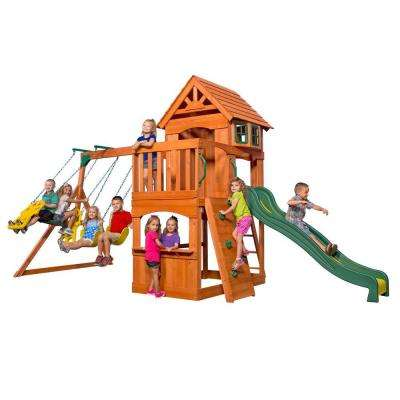 Atlantis All Cedar Playset
