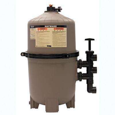 ProGrid 48 sq. ft. D.E. Pool Filter
