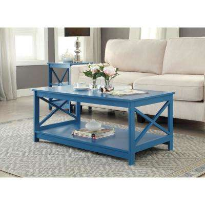 Oxford Blue Coffee Table