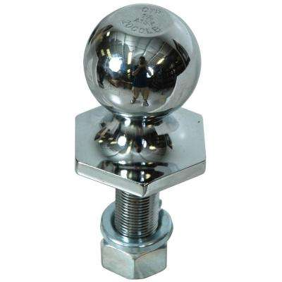 1-7/8 in. Steel Interlock Hitch Ball