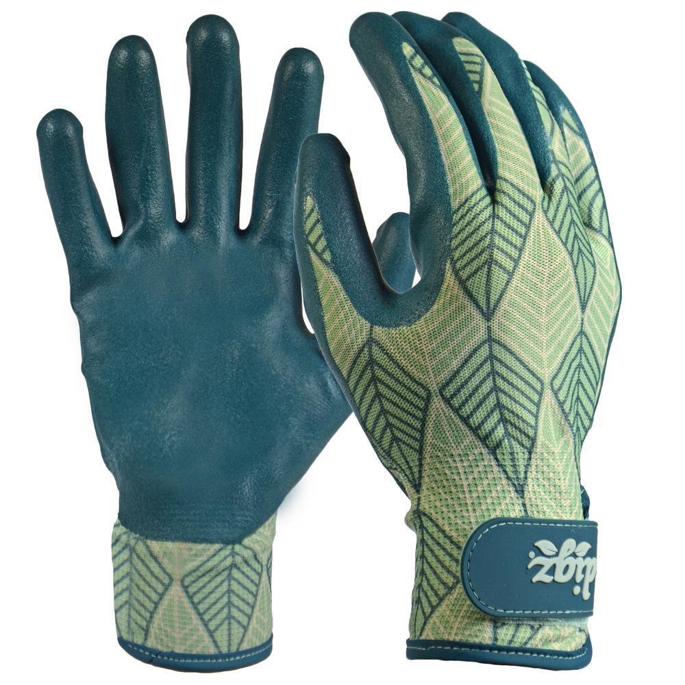 Women's Medium Adjustable Wrist Grip Gloves