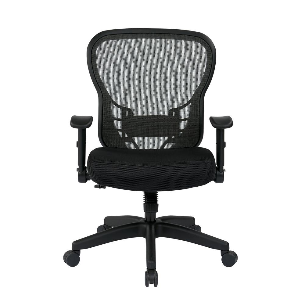 Merveilleux Space Seating Deluxe R2 SpaceGrid Back Chair With Memory Foam Mesh Seat  Chair