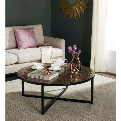 Cheyenne Brown Coffee Table