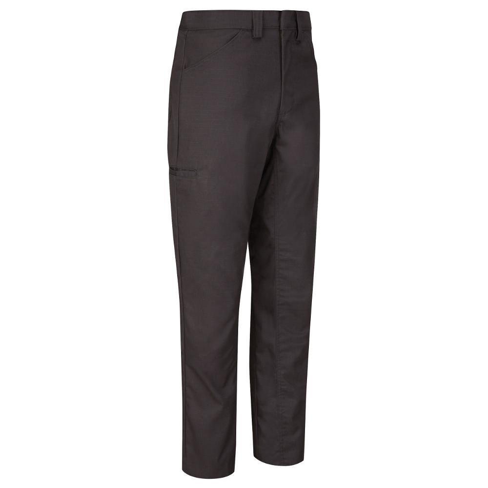 34 28 DARK NAVY Ed Garments Mens Wrinkle Resistant Pleated Pant