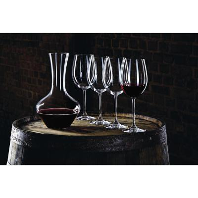Vivendi 5pc Decanter Set with 4 Bordeaux Stems