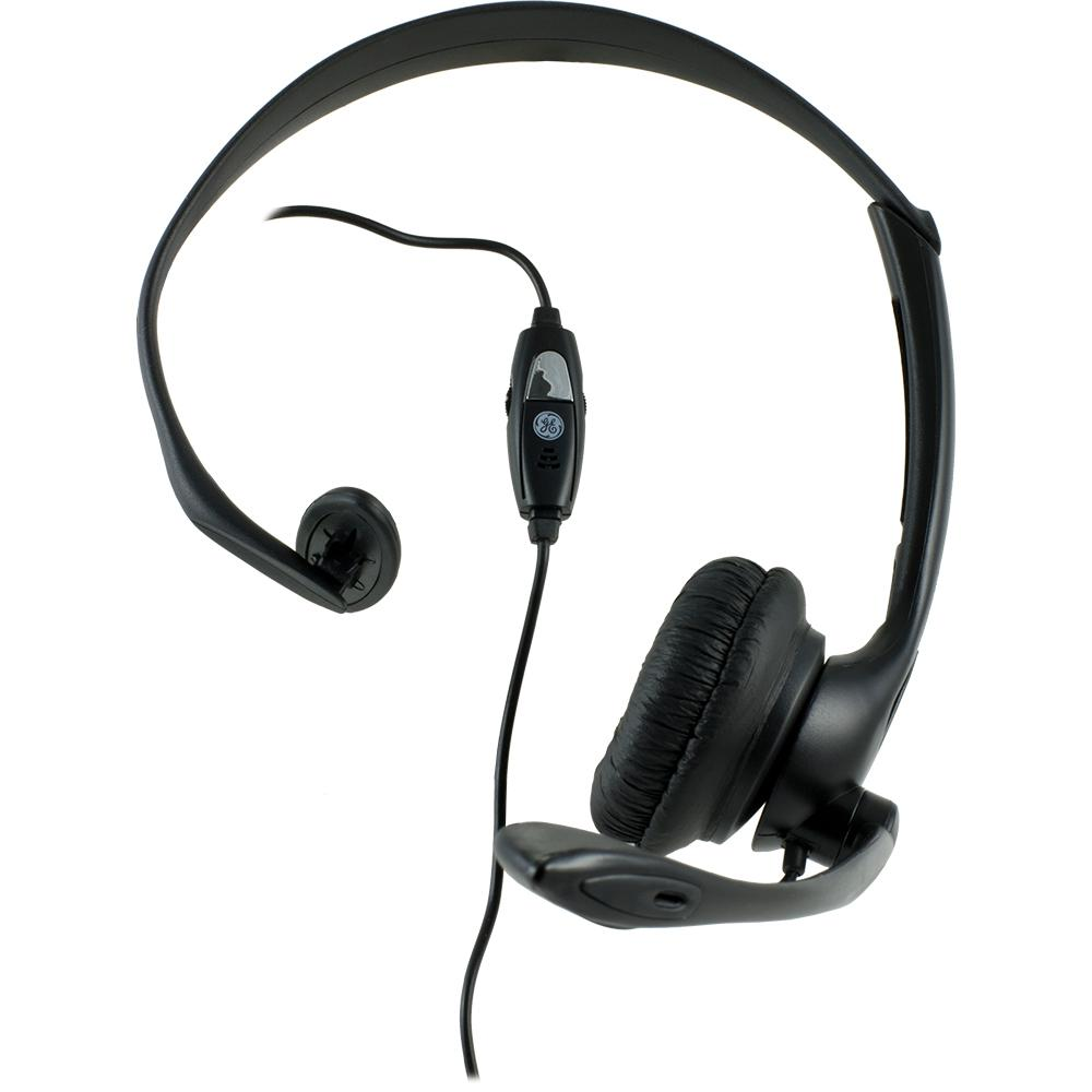 Power Gear Handsfree Headset Black 98999 The Home Depot