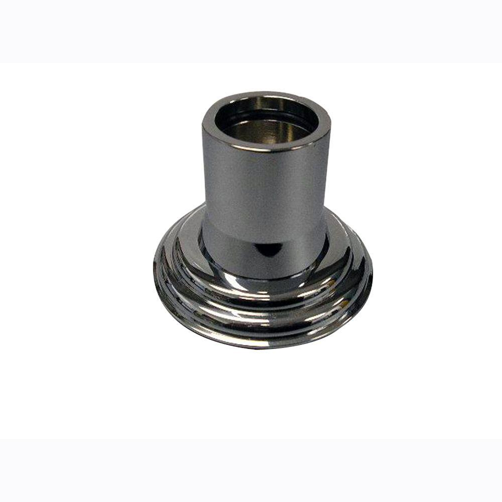 Barclay Products 1 In Decorative Shower Rod Flange In
