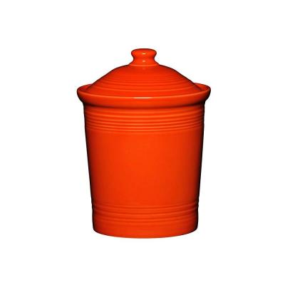 2 Qt. Poppy Medium Canister with Lid