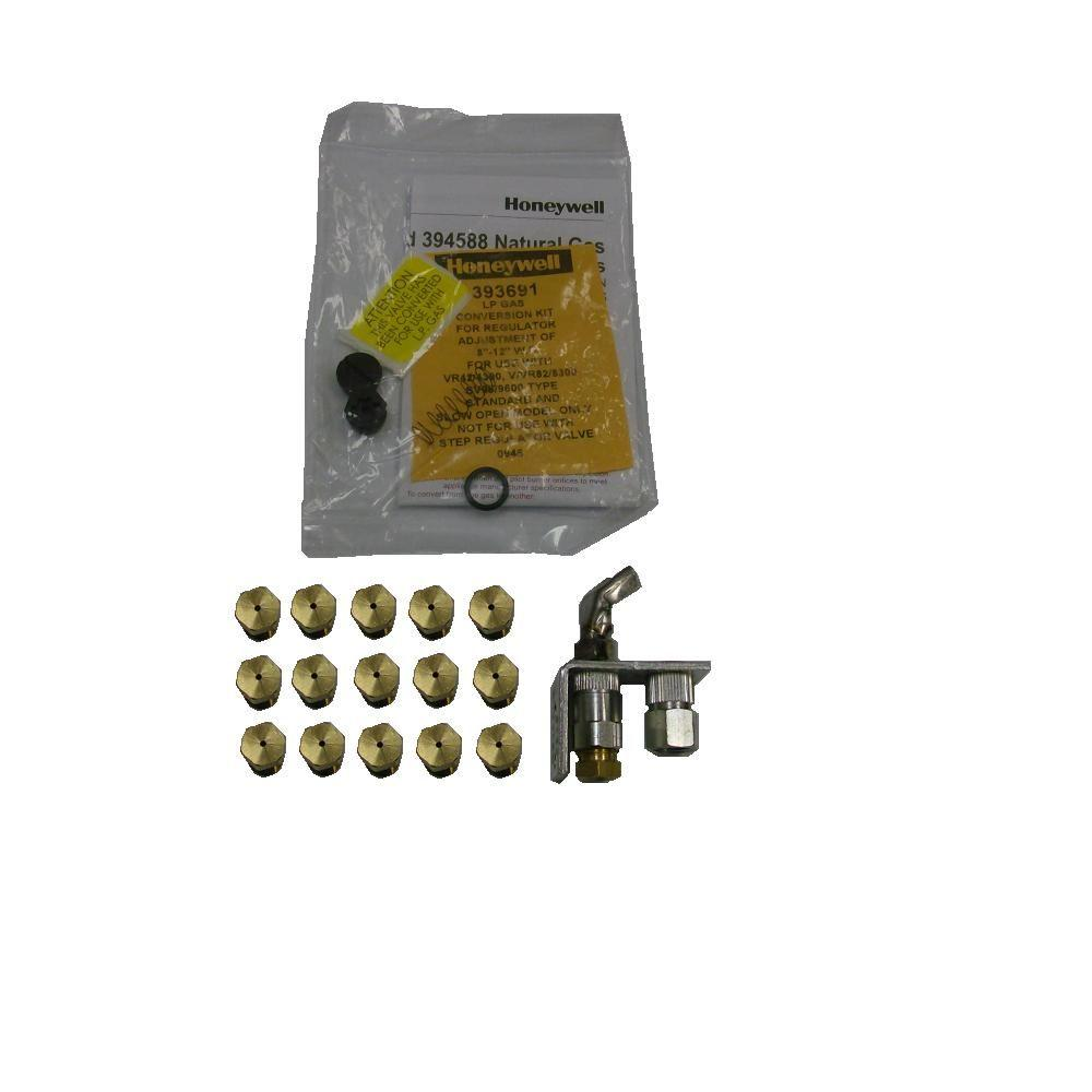 Liquid Propane Conversion Kit for GUH Hot Air Furnaces