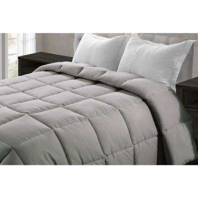 Jill Morgan Tan Microfiber Queen Comforter