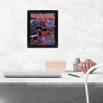 """Deadpool - Swords"" Wall Art"