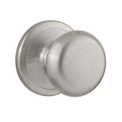 Juno Satin Nickel Passage Hall/Closet Door Knob