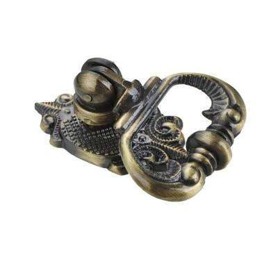 antique brass drawer pulls Ring Pull   Antique Brass   Drawer Pulls   CabiHardware   The  antique brass drawer pulls