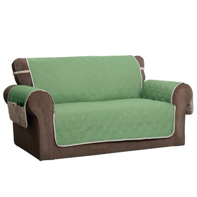 """5 Star Green Loveseat Protector"""