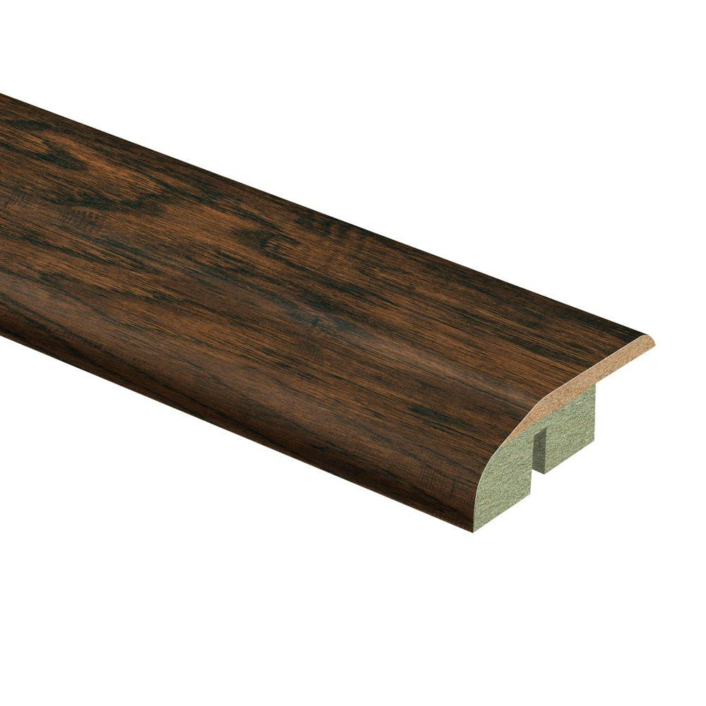 Dark/Shelton Hickory 1/2 in. Thick x 1-3/4 in. Wide x 72