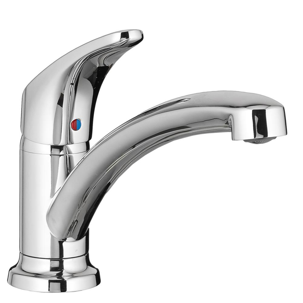 Colony Pro Single-Handle Standard Kitchen Faucet in Polished Chrome