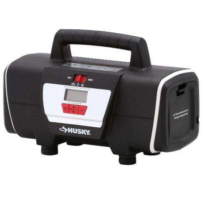 12-Volt/120-Volt Home and Auto Inflator