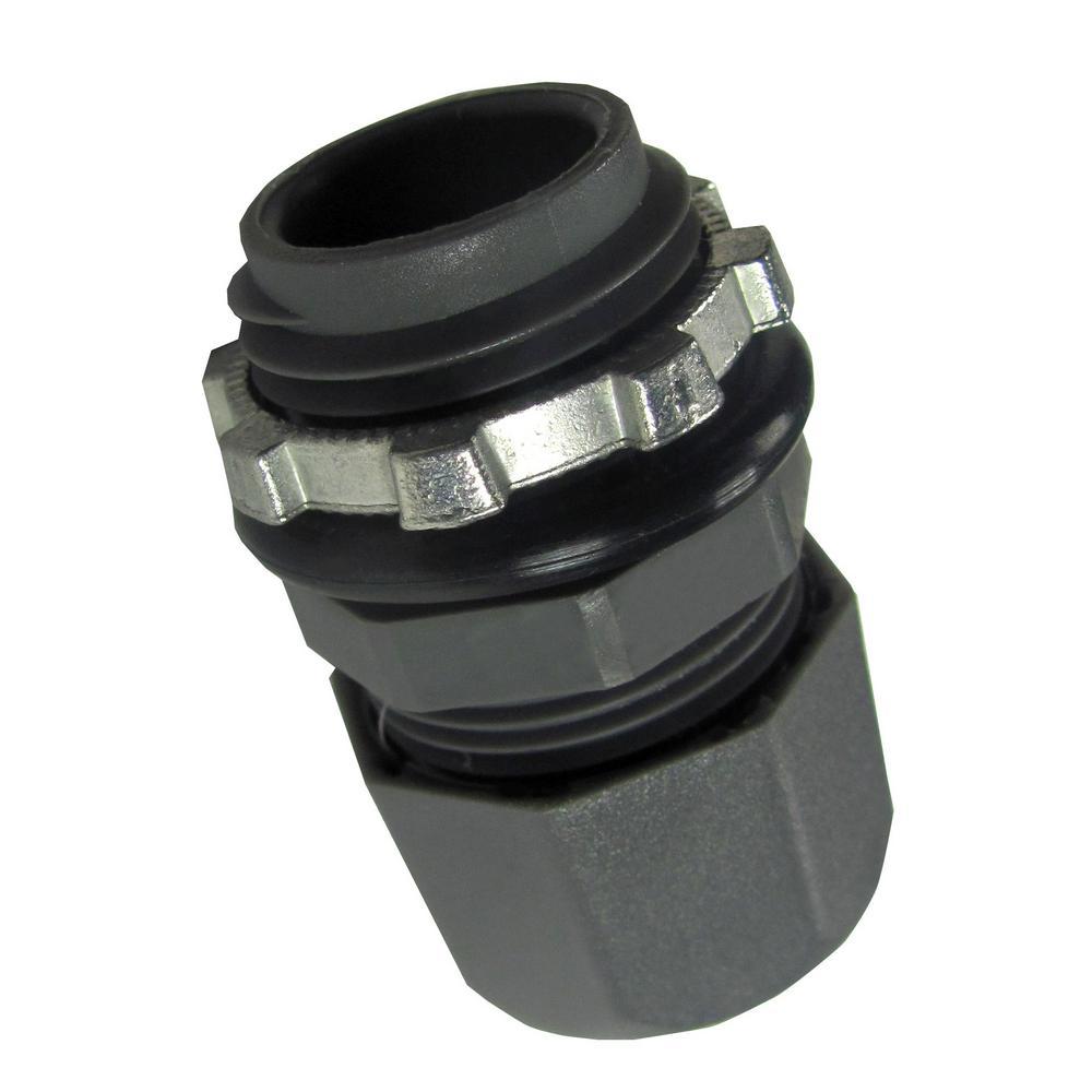 3/4 in. ACC Non-Metallic Strain Relief Cord Connector