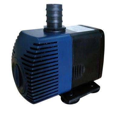 Power Head pump 280 GPH/16 ft. Cord