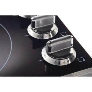store so sku 2 frigidaire gallery 30 in ceramic glass electric cooktop in stainless steel