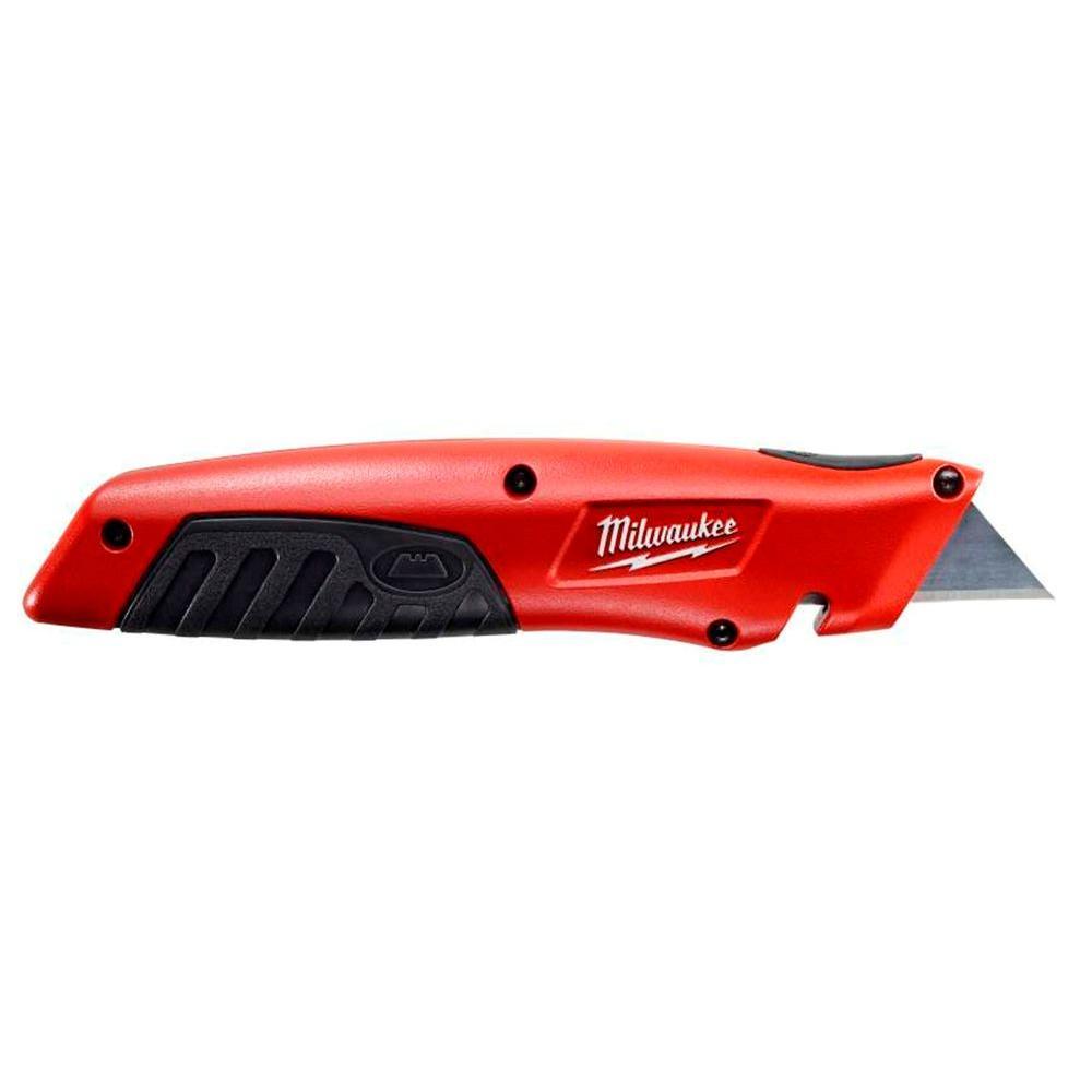 Slide-Out Utility Knife