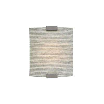 Omni with Cover Small 1-Light Bronze Pewter Sconce