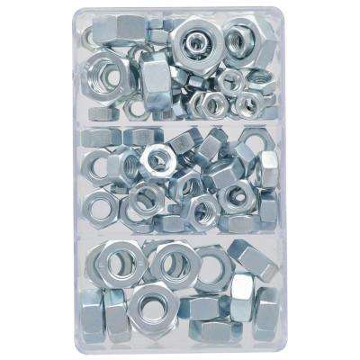 Metric Hex Nuts Tray