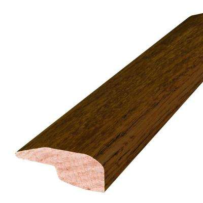 Oak Saddle 2 in. Wide x 84 in. Length Baby Threshold Molding