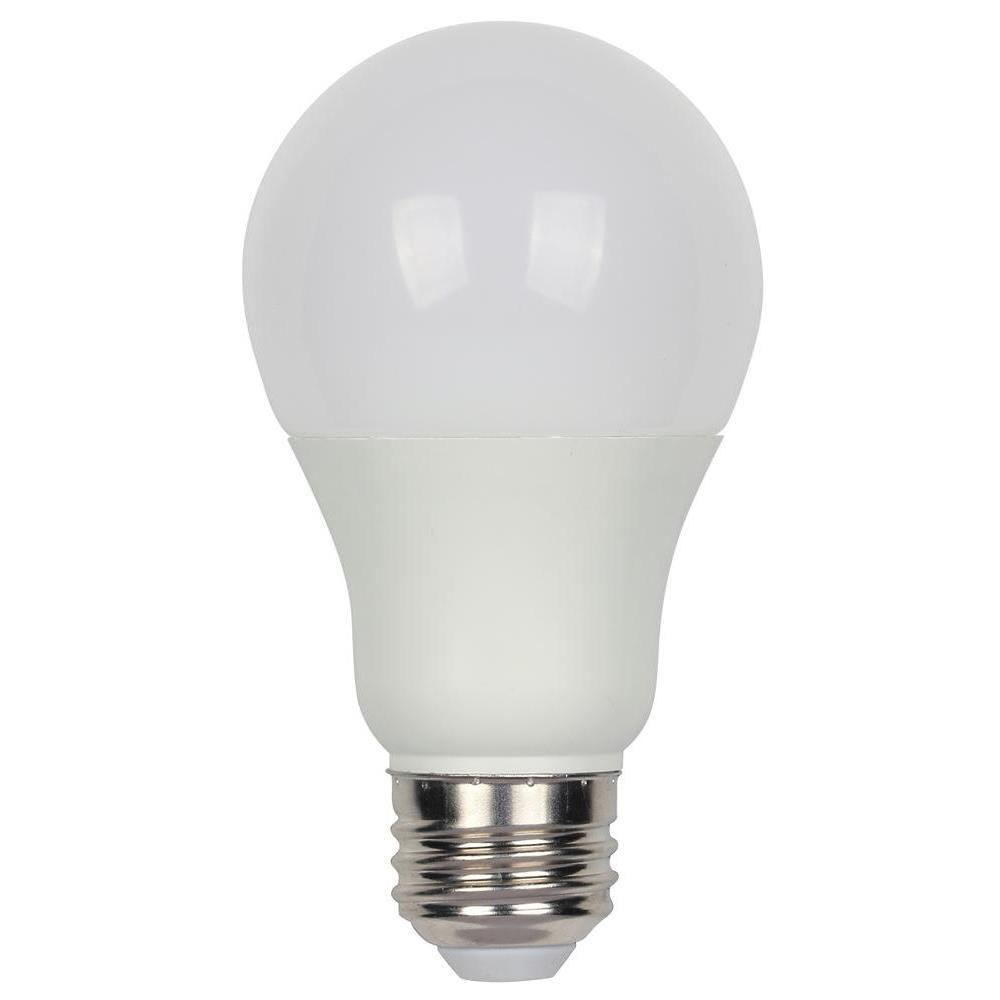 Westinghouse 60w Equivalent Soft White Omni A19 Dimmable Led Light Bulb 4309400 The Home Depot