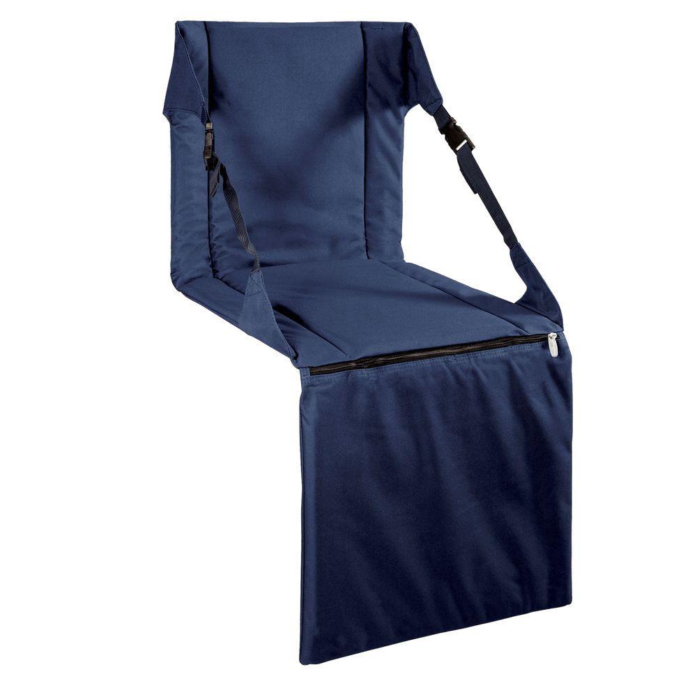 Navy Stadium Portable Bleacher Seat