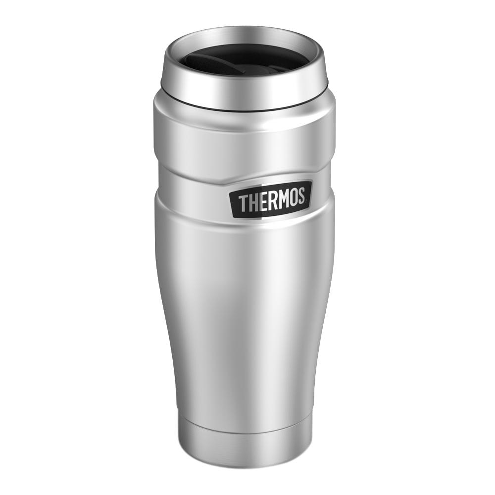Thermos Stainless King 16 oz. Vacuum Insulated Stainless ...