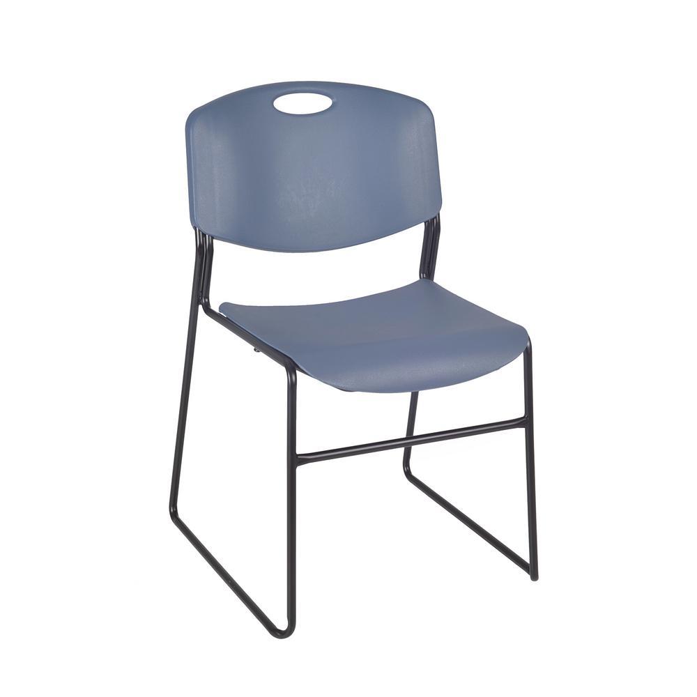 Charmant Regency Zeng Blue Stack Chair