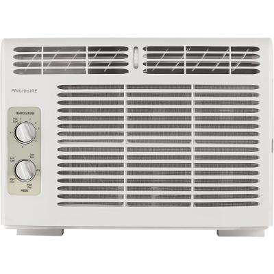 5000 BTU Window Air Conditioner with Mechanical Controls