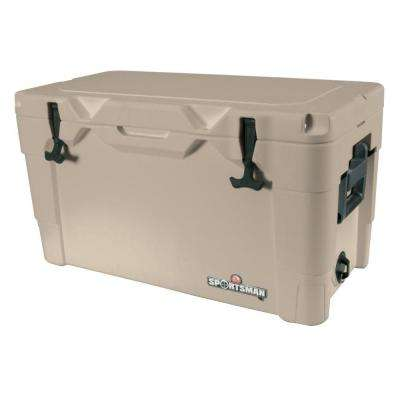 Sportsman 70 Qt. Retractable Handles Cooler
