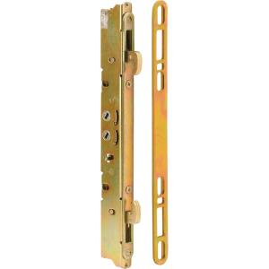 Prime-Line Multi-Point Mortise Lock and Keeper, 9-7/8 in., Hc by Prime-Line