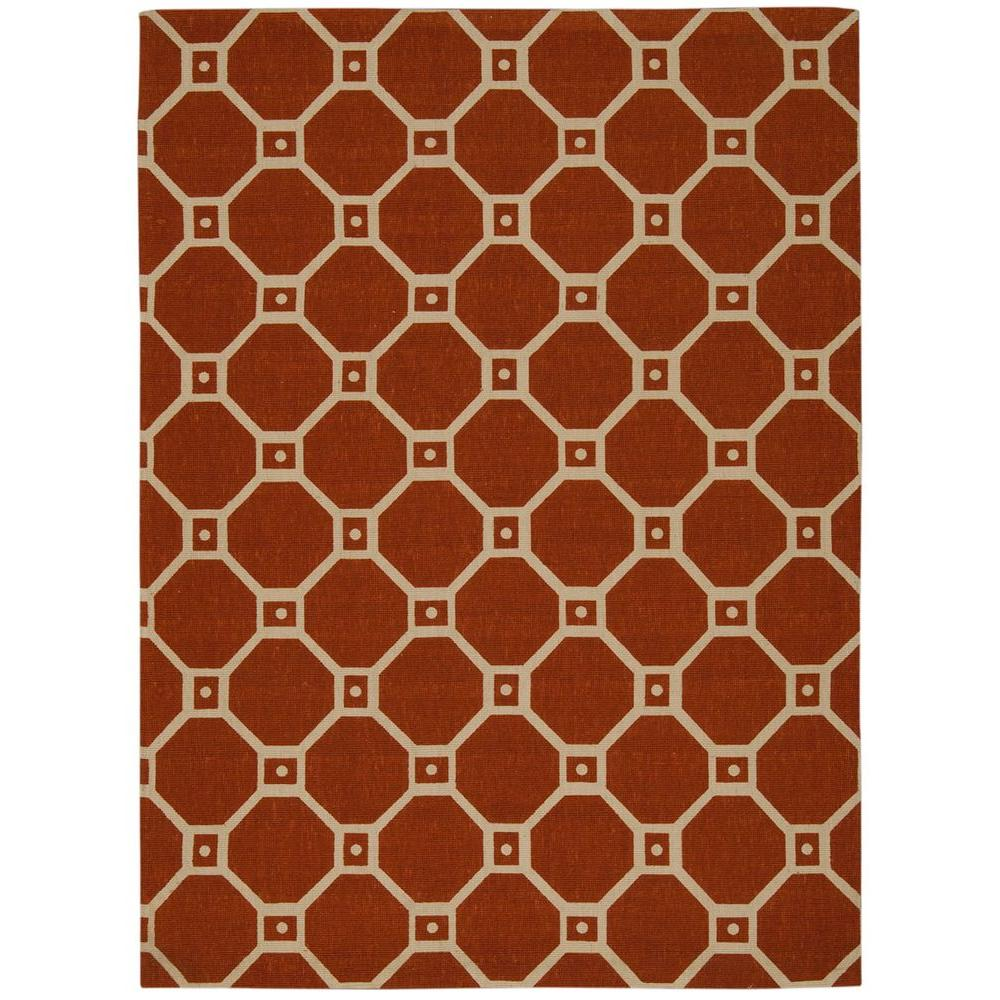 Waverly Color Motion Nectar 5 ft. x 7 ft. Area Rug