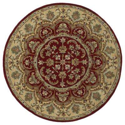 12 Round Shag Area Rugs Rugs The Home Depot