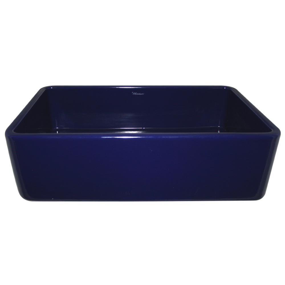 Blue - Farmhouse & Apron Kitchen Sinks - Kitchen Sinks - The Home Depot