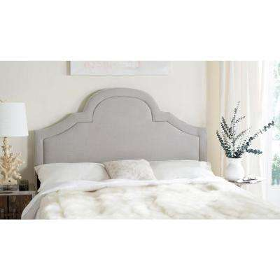 Kerstin Arctic Gray Queen Headboard