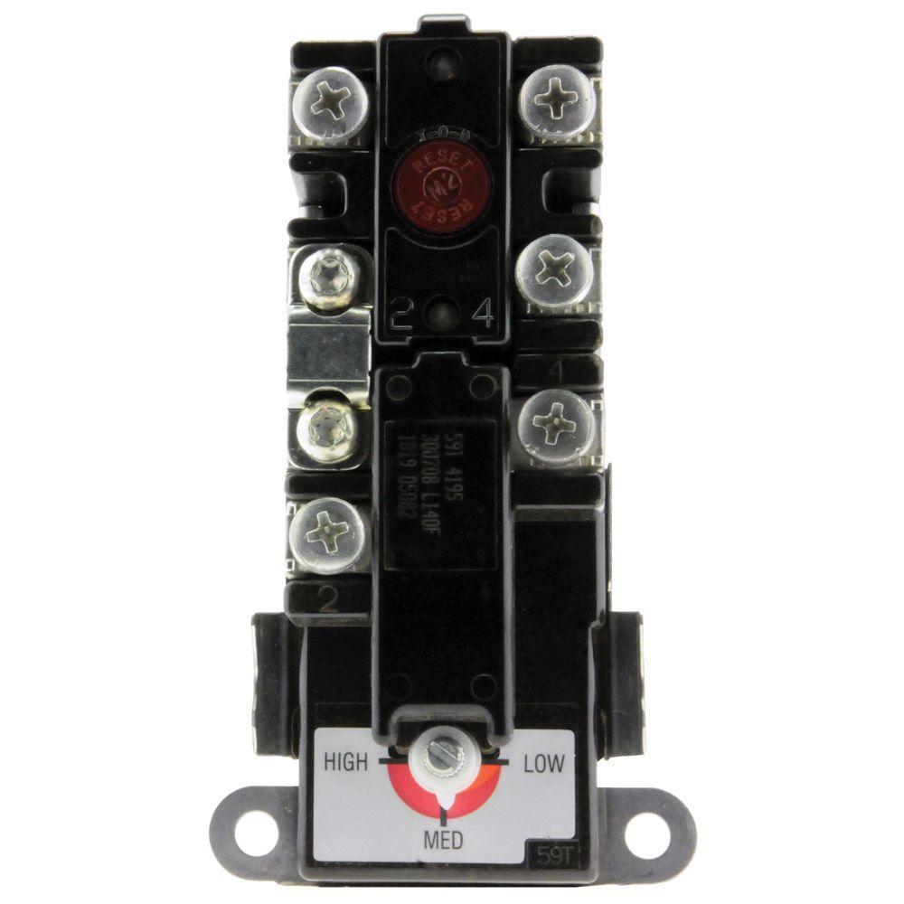 Marathon Water Heater Electric Upper Thermostat
