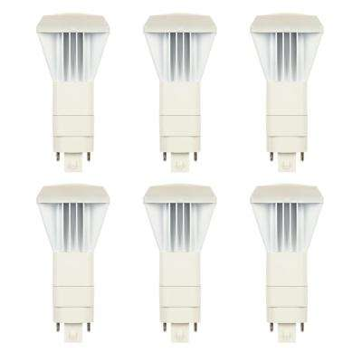 26-Watt Equivalent VPL Vertical Direct Install Dimmable 4000K G24Q/GX24Q  4-Pin LED Light Bulb (6-Pack)