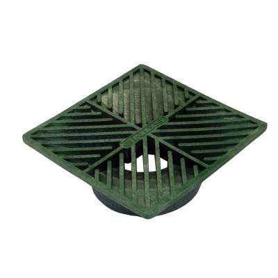 6 in. Structural Foam Polyolefin Grate