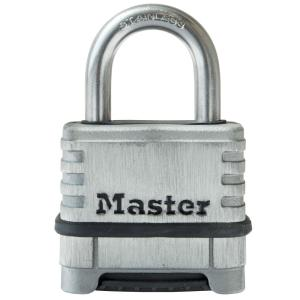 Stainless Steel Set Your Own Combination Padlock