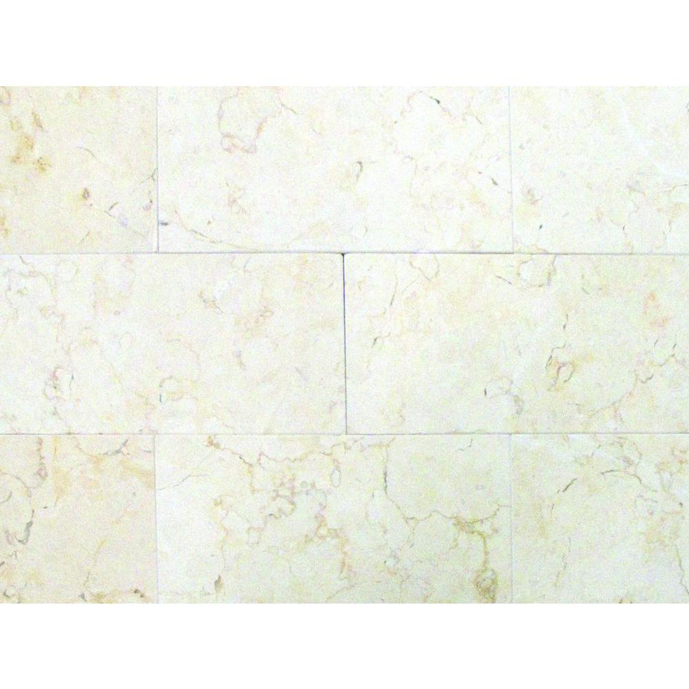 Msi Luxor Gold 3 In X 6 In Honed Limestone Floor And Wall Tile 1