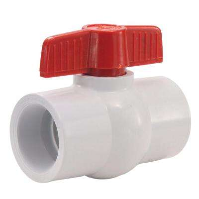 2-1/2 in. PVC Solvent Socket Ball Valve