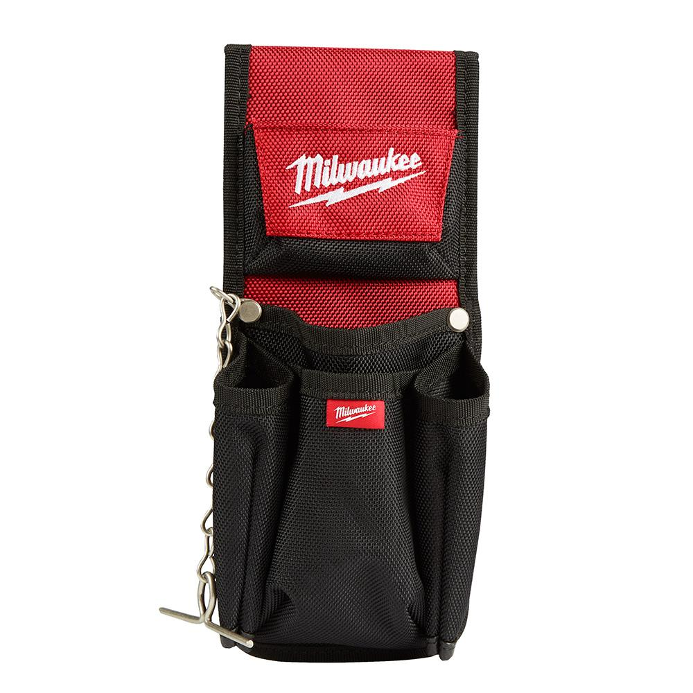 Milwaukee 7 Pocket Compact Utility Pouch 48 22 8118 The