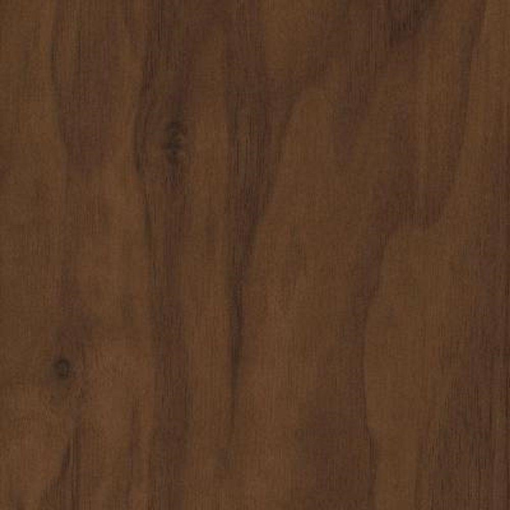Take home sample matte american walnut engineered hardwood flooring 5 in x 7